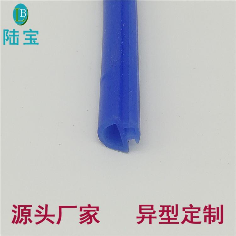 保定硅胶发泡条生产工艺